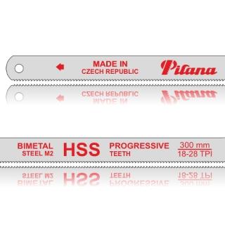 Bi-Metal hand hacksaw blade for metal PROGRESSIVE