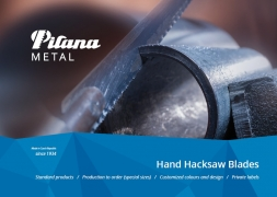 New hand hacksaw blades catalogue