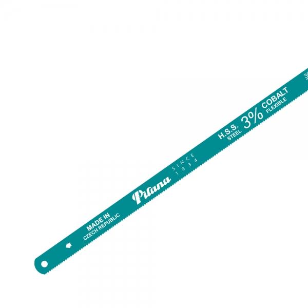 3% Cobalt HSS FLEXIBLE Hand hacksaw blade