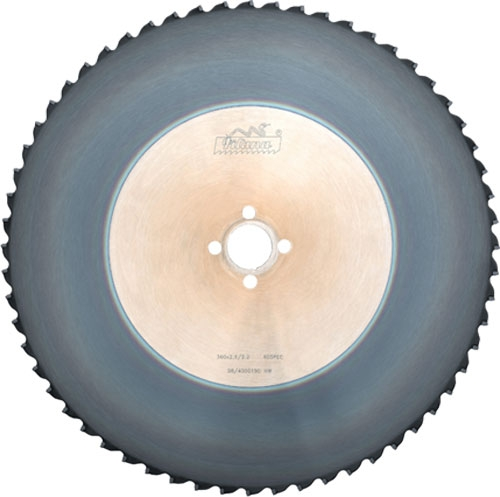 Circular Saw Blade METAL SPEED C with Cermet tips