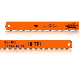 Hand hacksaw blade HCS FLEXIBLE