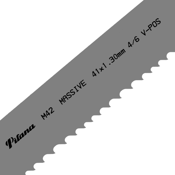 M42 MASSIVE Band saw blade