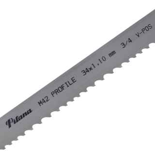 M42 PROFILE Band saw blade