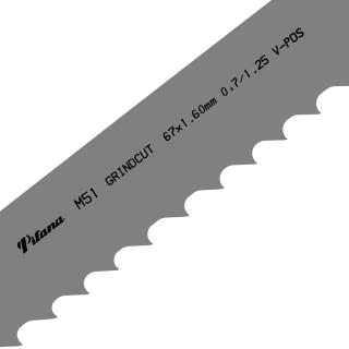 Band saw blade M51 - 537 GRINDCUT