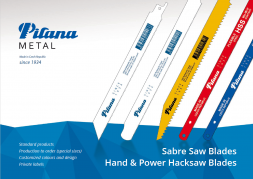 New Hacksaw blades catalog